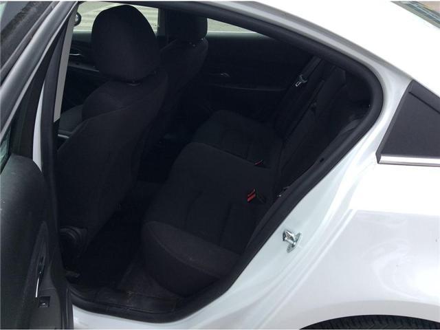 2015 Chevrolet Cruze LT 1LT (Stk: B7396) in Ajax - Image 12 of 22