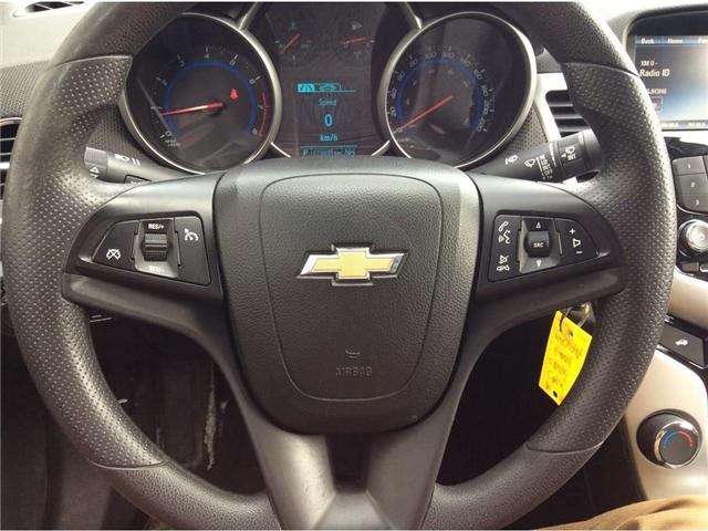 2016 Chevrolet Cruze LT 1LT (Stk: 194307A) in Ajax - Image 3 of 21