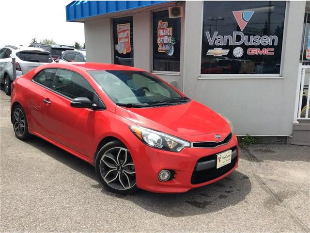 2015 Kia Forte Koup 1.6L SX (Stk: B7417) in Ajax - Image 1 of 20