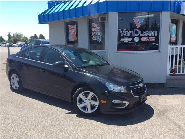 2015 Chevrolet Cruze Diesel (Stk: 194776A) in Ajax - Image 1 of 25