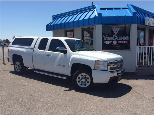 2011 Chevrolet Silverado 1500 LS (Stk: 194462A) in Ajax - Image 1 of 20