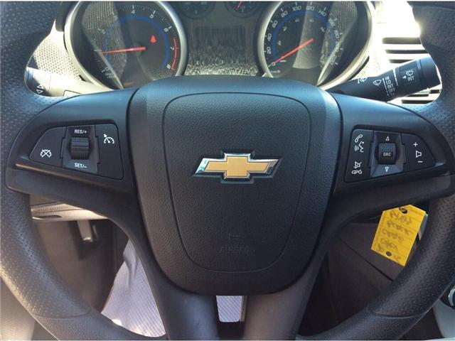 2015 Chevrolet Cruze LT 1LT (Stk: B7423) in Ajax - Image 3 of 21