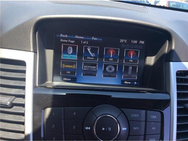 2015 Chevrolet Cruze LT 1LT (Stk: B7423) in Ajax - Image 6 of 21