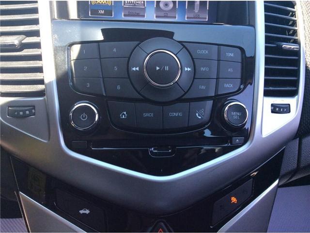 2015 Chevrolet Cruze LT 1LT (Stk: B7423) in Ajax - Image 7 of 21