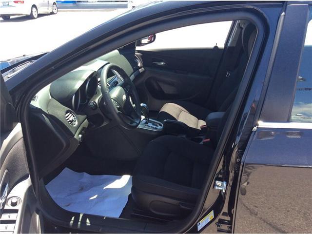 2015 Chevrolet Cruze LT 1LT (Stk: B7423) in Ajax - Image 10 of 21