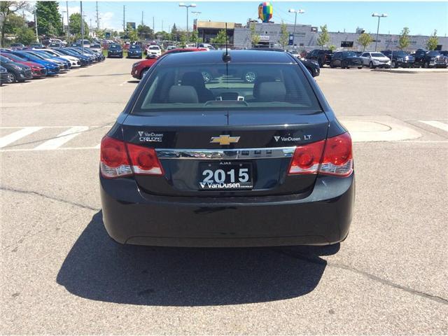 2015 Chevrolet Cruze LT 1LT (Stk: B7423) in Ajax - Image 16 of 21