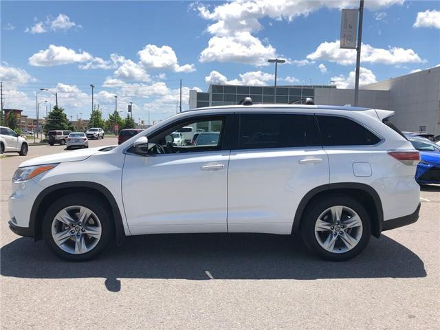 2016 Toyota Highlander Limited (Stk: 354022T) in Brampton - Image 2 of 21