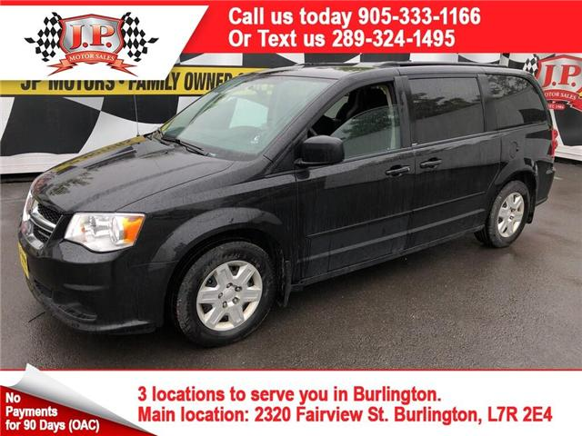 2011 Dodge Grand Caravan SE/SXT (Stk: 47169) in Burlington - Image 1 of 15