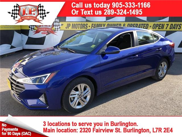 2019 Hyundai Elantra Preferred (Stk: 47168) in Burlington - Image 1 of 24