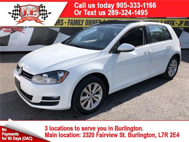 2015 Volkswagen Golf Highline (Stk: 47178) in Burlington - Image 1 of 16