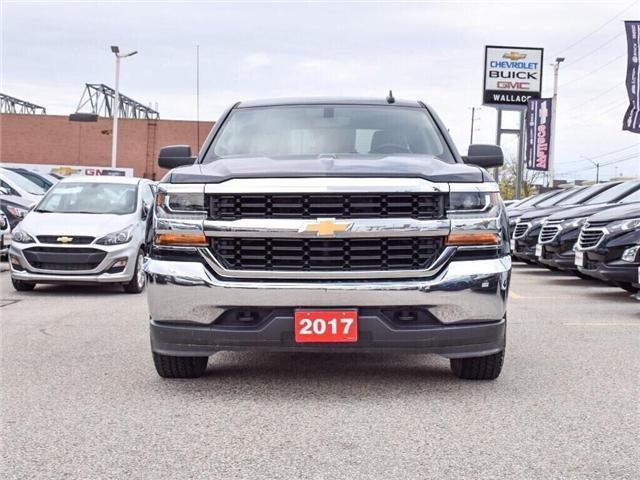 2017 Chevrolet Silverado 1500 V8/TRAILR PKG/G80/TRANS CLR/7-INCH SCRN (Stk: PR5074) in Milton - Image 2 of 22