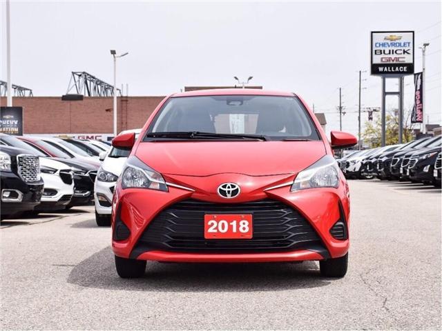 2018 Toyota Yaris LE/HTD SEATS/REAR CAMRA/6.1-INCH SCRN/AC/BLUETH (Stk: PR5079) in Milton - Image 2 of 24
