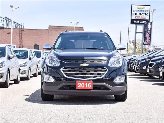 2016 Chevrolet Equinox LTZ/AWD/SUNRF/NAV/HTD LTHR STS/PIONEER/RMT STRT (Stk: PL5207) in Milton - Image 2 of 29