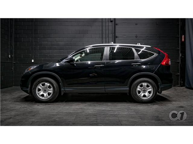2016 Honda CR-V LX (Stk: CT19-224) in Kingston - Image 1 of 33