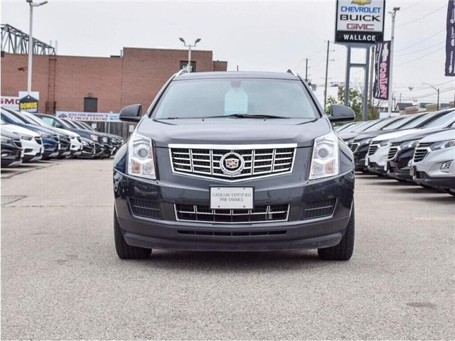 2015 Cadillac SRX Luxury/AWD/SUNRF/HTD SEATS/NAV/BOSE/BLIND ZNE/18s (Stk: PL5209) in Milton - Image 2 of 27