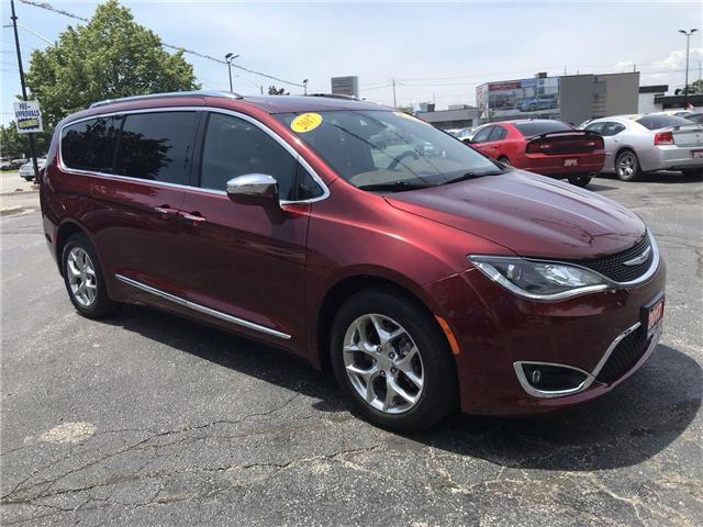 2017 Chrysler Pacifica Limited (Stk: 19327A) in Windsor - Image 1 of 14
