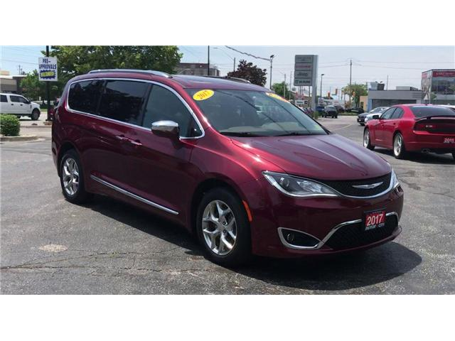 2017 Chrysler Pacifica Limited (Stk: 19327A) in Windsor - Image 2 of 14