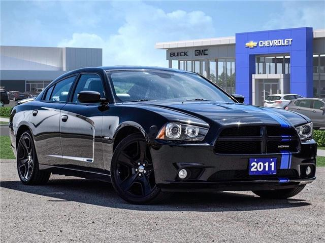 2011 Dodge Charger Black (Stk: 187681A) in Markham - Image 1 of 27