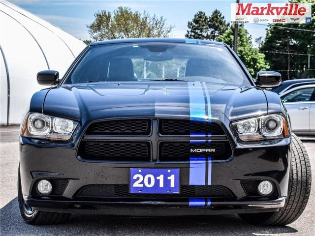 2011 Dodge Charger Black (Stk: 187681A) in Markham - Image 2 of 27
