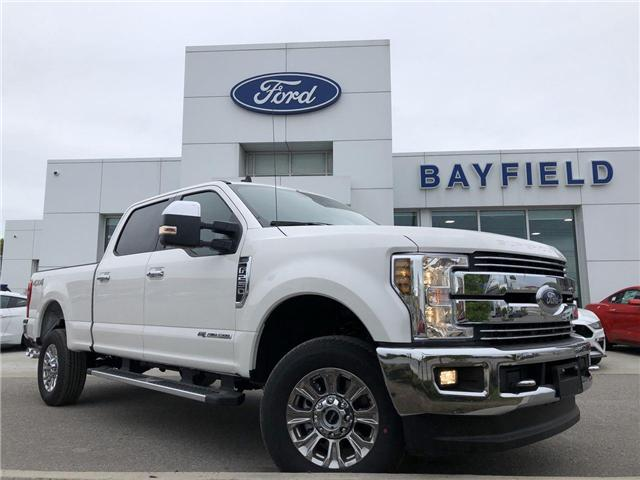 2019 Ford F-250 Lariat (Stk: FH19689) in Barrie - Image 1 of 30