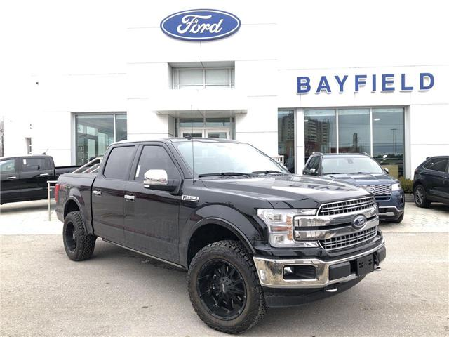 2019 Ford F-150 Lariat (Stk: FP19419) in Barrie - Image 1 of 30