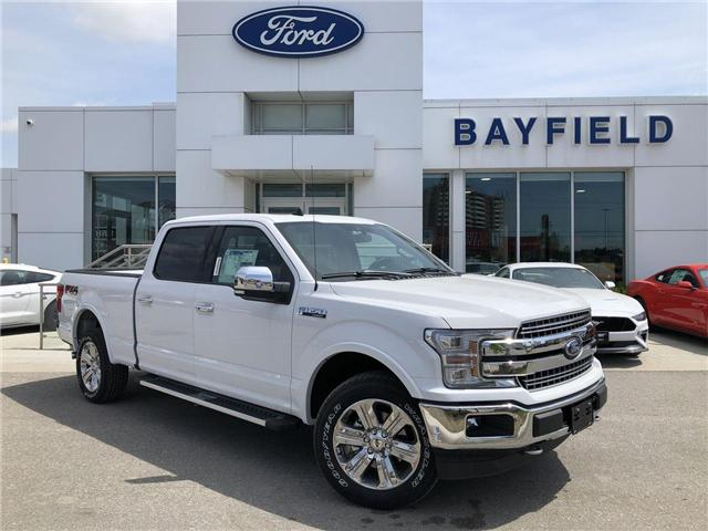 2019 Ford F-150 Lariat (Stk: FP19664) in Barrie - Image 1 of 30