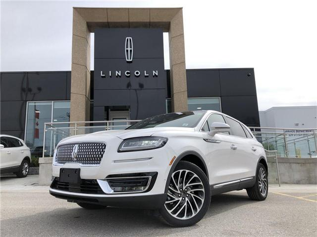 2019 Lincoln Nautilus Reserve (Stk: NT19623) in Barrie - Image 1 of 30