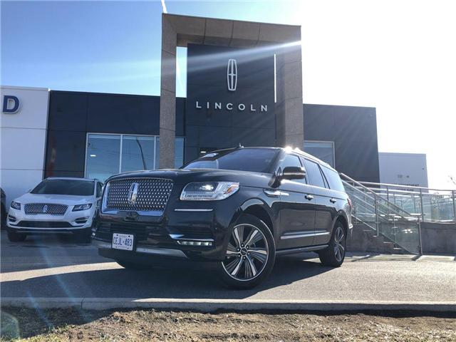 2019 Lincoln Navigator Reserve (Stk: LN19398) in Barrie - Image 1 of 30