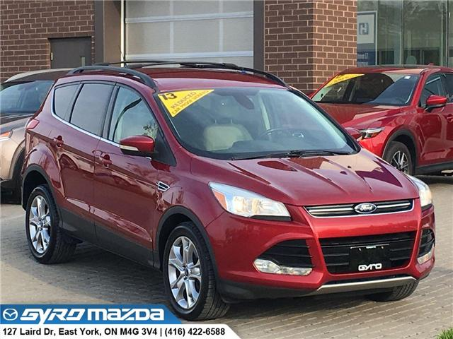 2013 Ford Escape SEL (Stk: 28685B) in East York - Image 1 of 30
