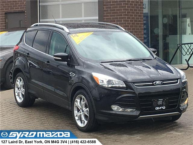 2014 Ford Escape Titanium (Stk: 28683A) in East York - Image 1 of 30