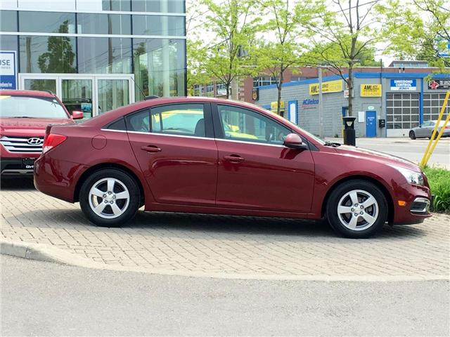 2015 Chevrolet Cruze 2LT (Stk: 28595A) in East York - Image 2 of 30