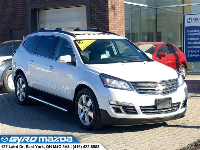 2016 Chevrolet Traverse LTZ (Stk: 28002A) in East York - Image 1 of 30