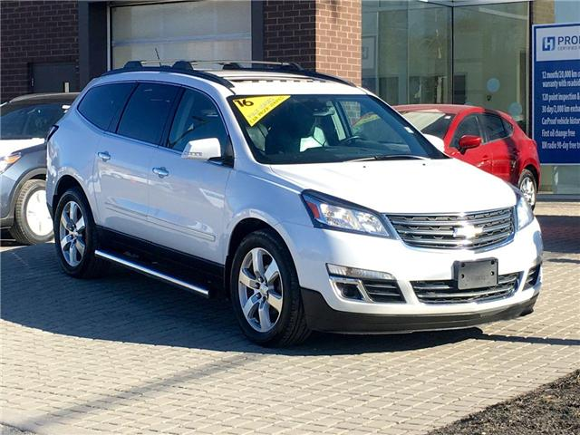 2016 Chevrolet Traverse LTZ (Stk: 28002A) in East York - Image 2 of 30