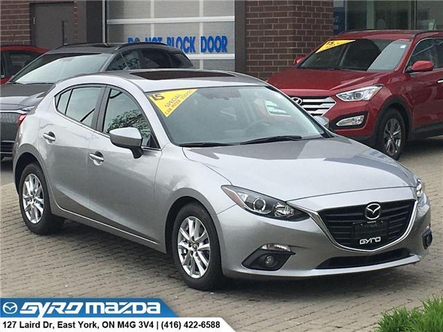 2015 Mazda Mazda3 Sport GS (Stk: 28524) in East York - Image 1 of 30