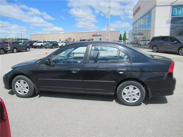 2005 Honda Civic SE, SPECIAL EDITION (Stk: 9001083A) in Brampton - Image 2 of 17