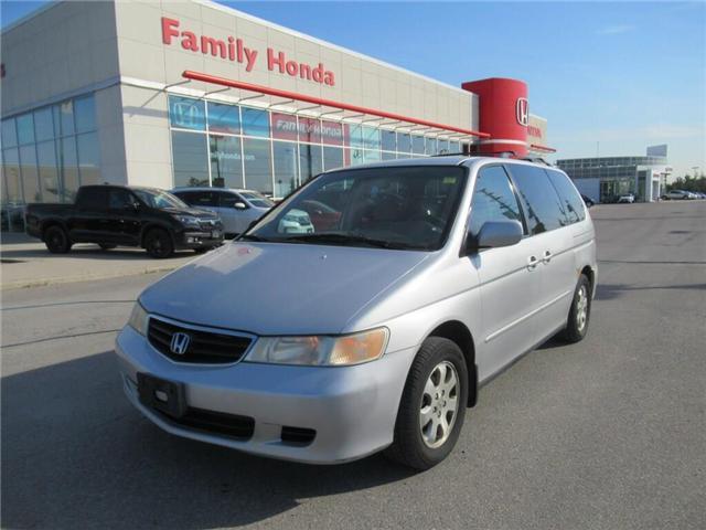 2003 Honda Odyssey EX, RADIO, CD , SO MUCH LIFE! (Stk: 9510729A) in Brampton - Image 1 of 12