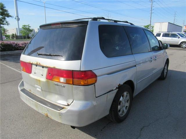 2003 Honda Odyssey EX, RADIO, CD , SO MUCH LIFE! (Stk: 9510729A) in Brampton - Image 2 of 12