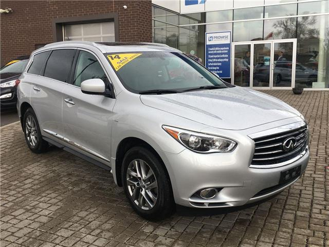 2014 Infiniti QX60 Base (Stk: 28703A) in East York - Image 2 of 30