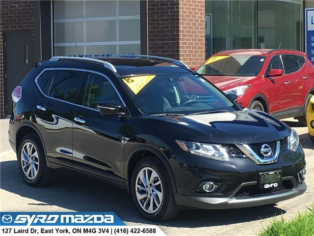 2015 Nissan Rogue SL (Stk: 28634A) in East York - Image 1 of 30
