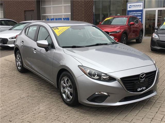 2014 Mazda Mazda3 Sport GX-SKY (Stk: 28657A) in East York - Image 2 of 30