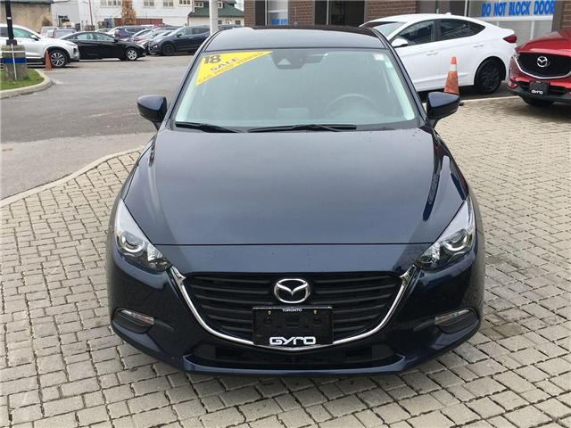 2018 Mazda Mazda3 Sport GS (Stk: 28692A) in East York - Image 3 of 30