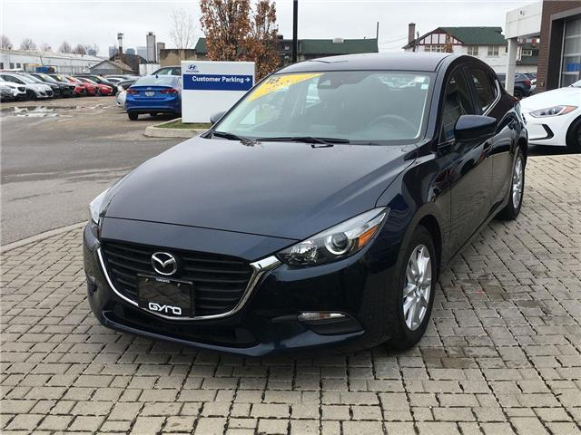 2018 Mazda Mazda3 Sport GS (Stk: 28692A) in East York - Image 4 of 30