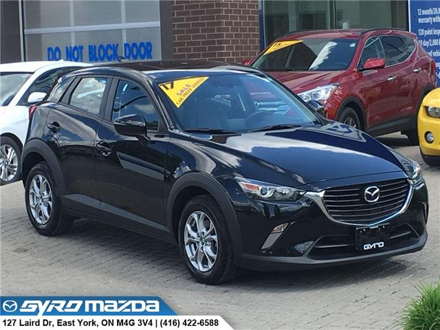 2017 Mazda CX-3 GS (Stk: 28633A) in East York - Image 1 of 30