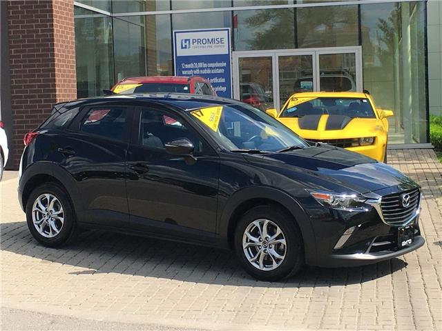 2017 Mazda CX-3 GS (Stk: 28633A) in East York - Image 3 of 30