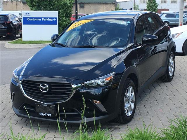 2017 Mazda CX-3 GS (Stk: 28633A) in East York - Image 6 of 30