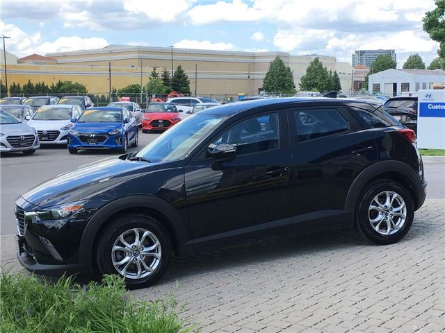 2017 Mazda CX-3 GS (Stk: 28633A) in East York - Image 7 of 30