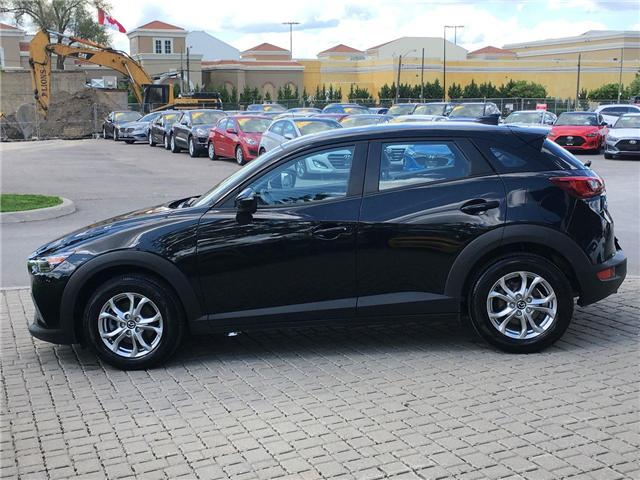 2017 Mazda CX-3 GS (Stk: 28633A) in East York - Image 8 of 30