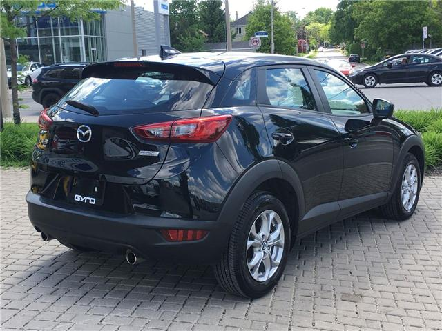 2017 Mazda CX-3 GS (Stk: 28633A) in East York - Image 12 of 30