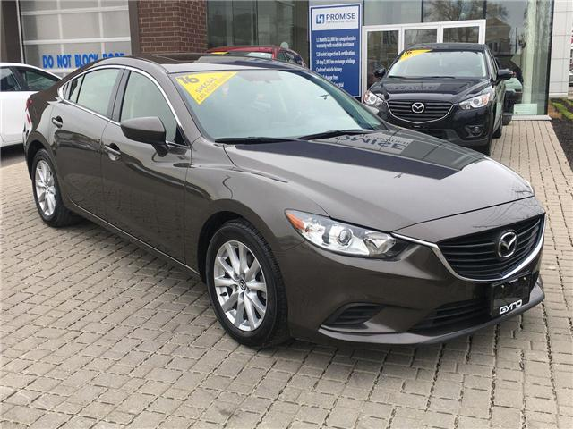 2016 Mazda MAZDA6 GS (Stk: 28335A) in East York - Image 2 of 30