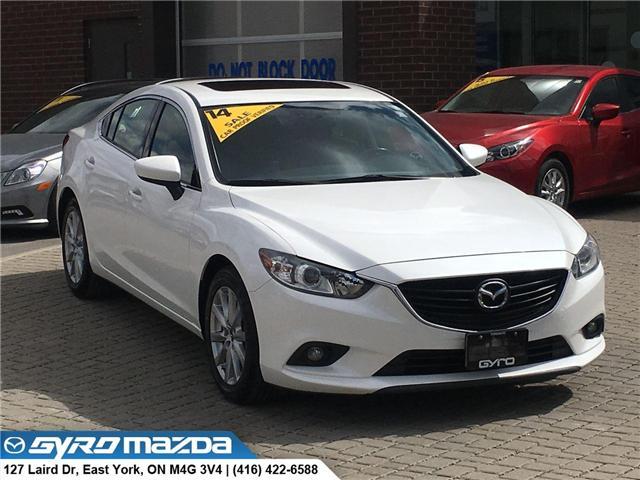 2014 Mazda MAZDA6 GS (Stk: 28647) in East York - Image 1 of 30